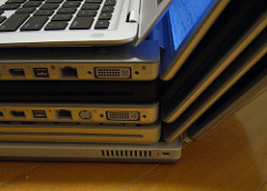 MacBook Stack photo